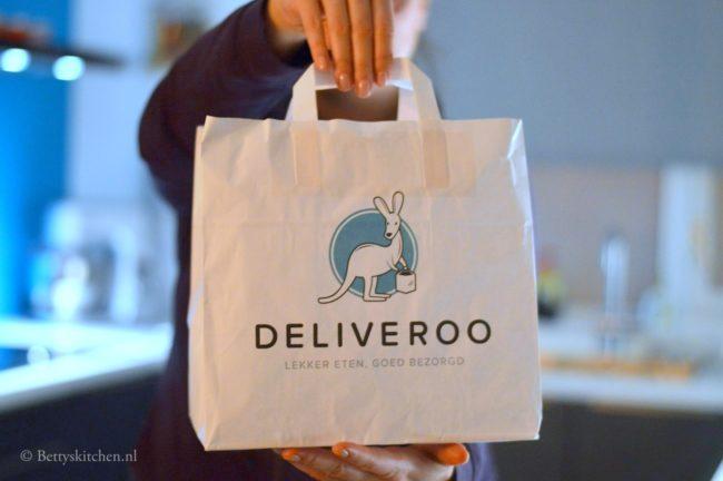 Deliveroo Bezorgservice Utrecht + KORTINGSCODE