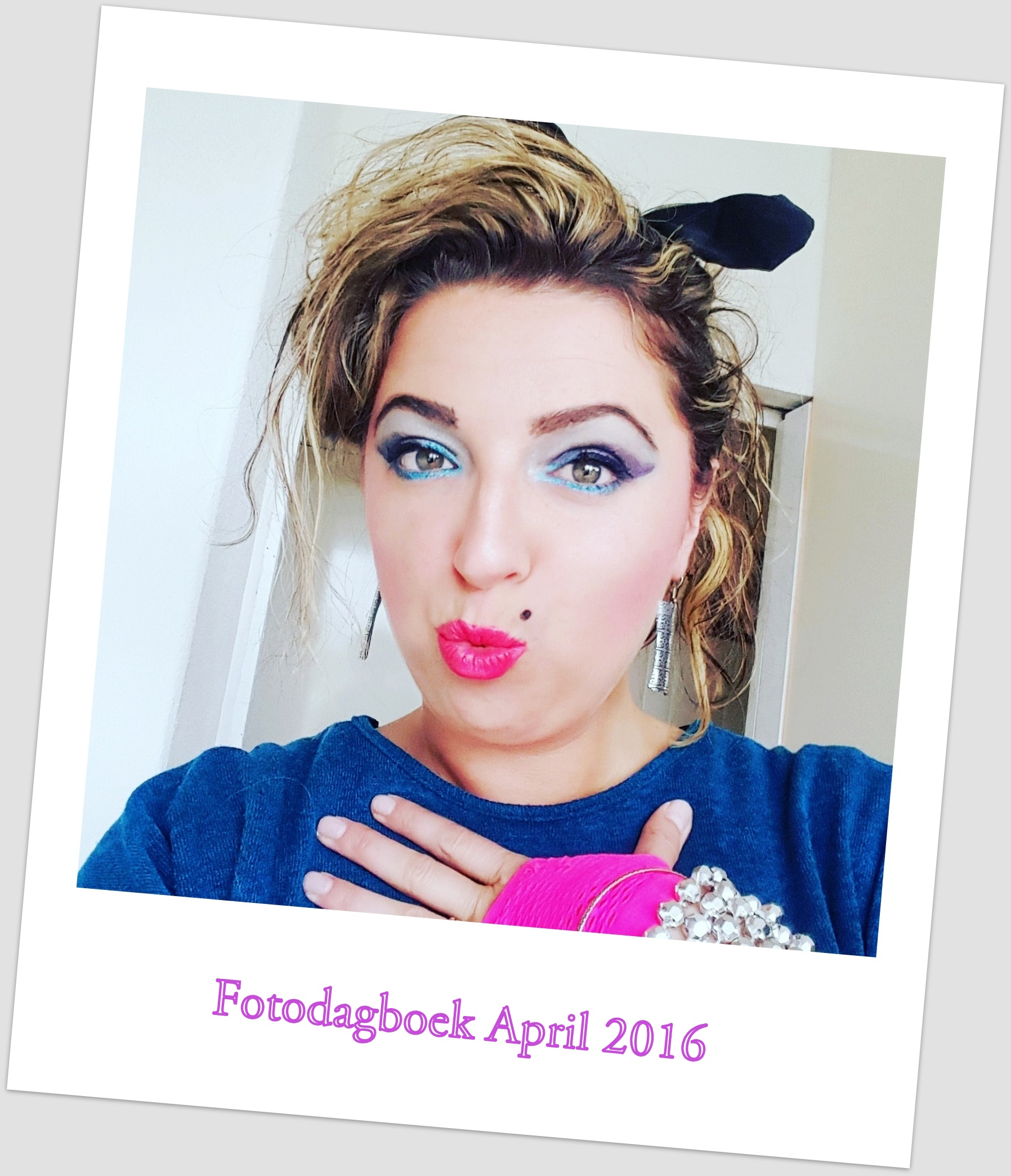 Fotodagboek April 2016