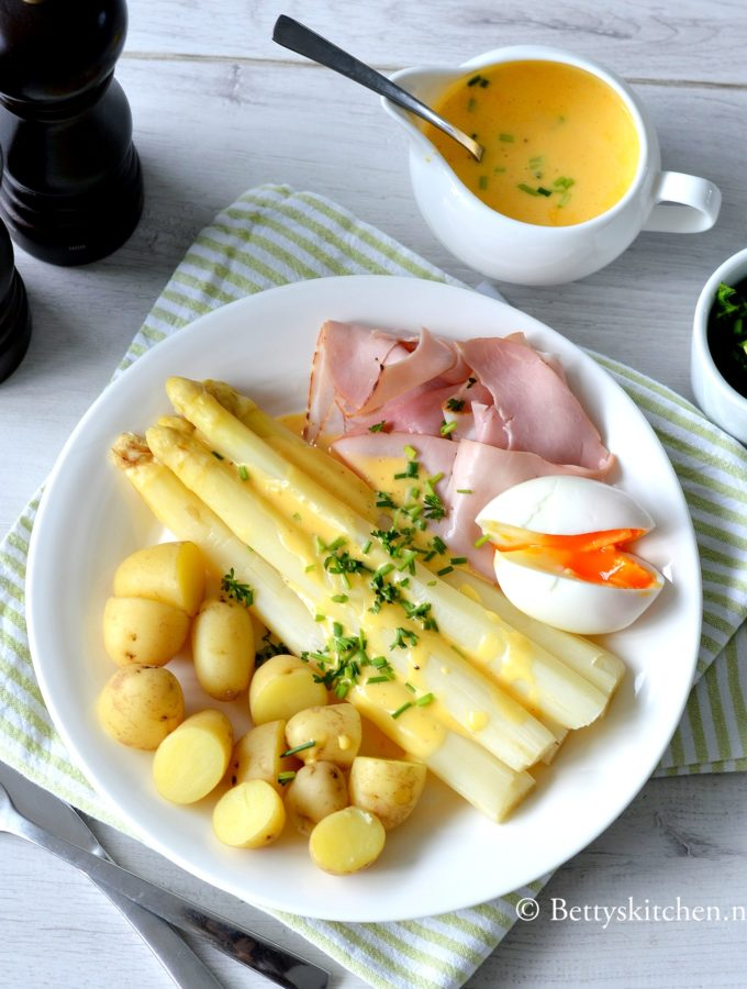 15x asperge recepten met asperges © bettyskitchen