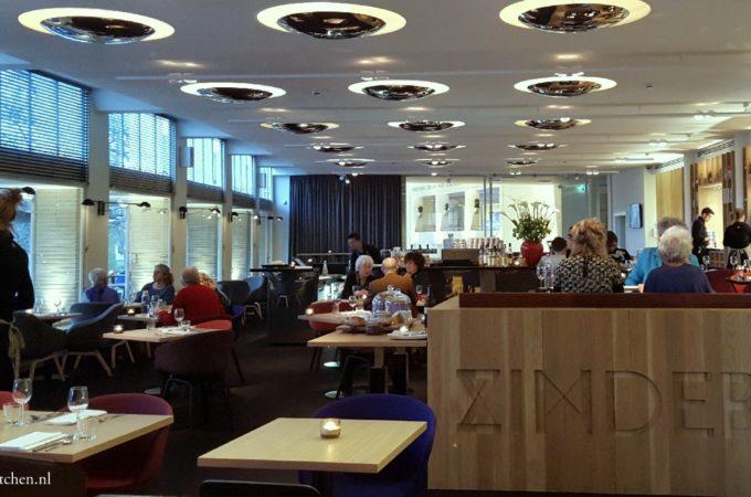 Restaurant Zindering in Stadsschouwburg Utrecht