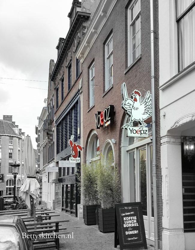 Yoepz Kip & Kreeft in Utrecht