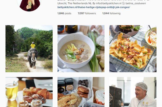 5x Nederlandse Instagram Foodie accounts die je wilt volgen