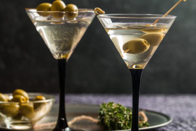 klassieke cocktails classic martini bianco
