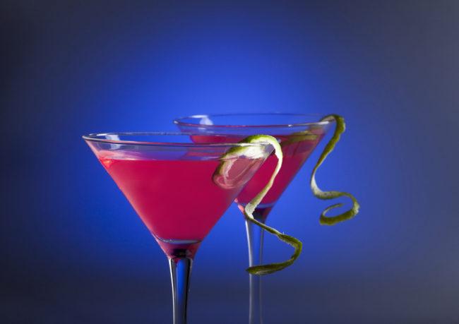 klassieke cocktails cosmopolitan