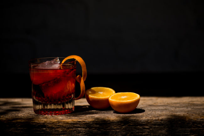 klassieke cocktails negroni