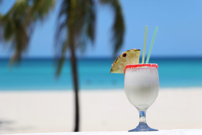 klassieke cocktails pina colada