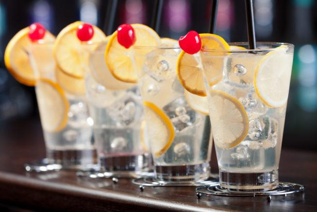 klassieke cocktails tom collins
