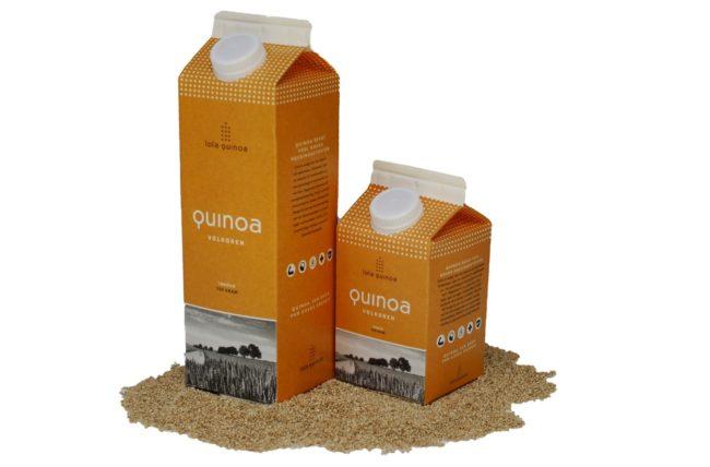 Vers van de Pers / 2016 Voorjaar lola quinoa