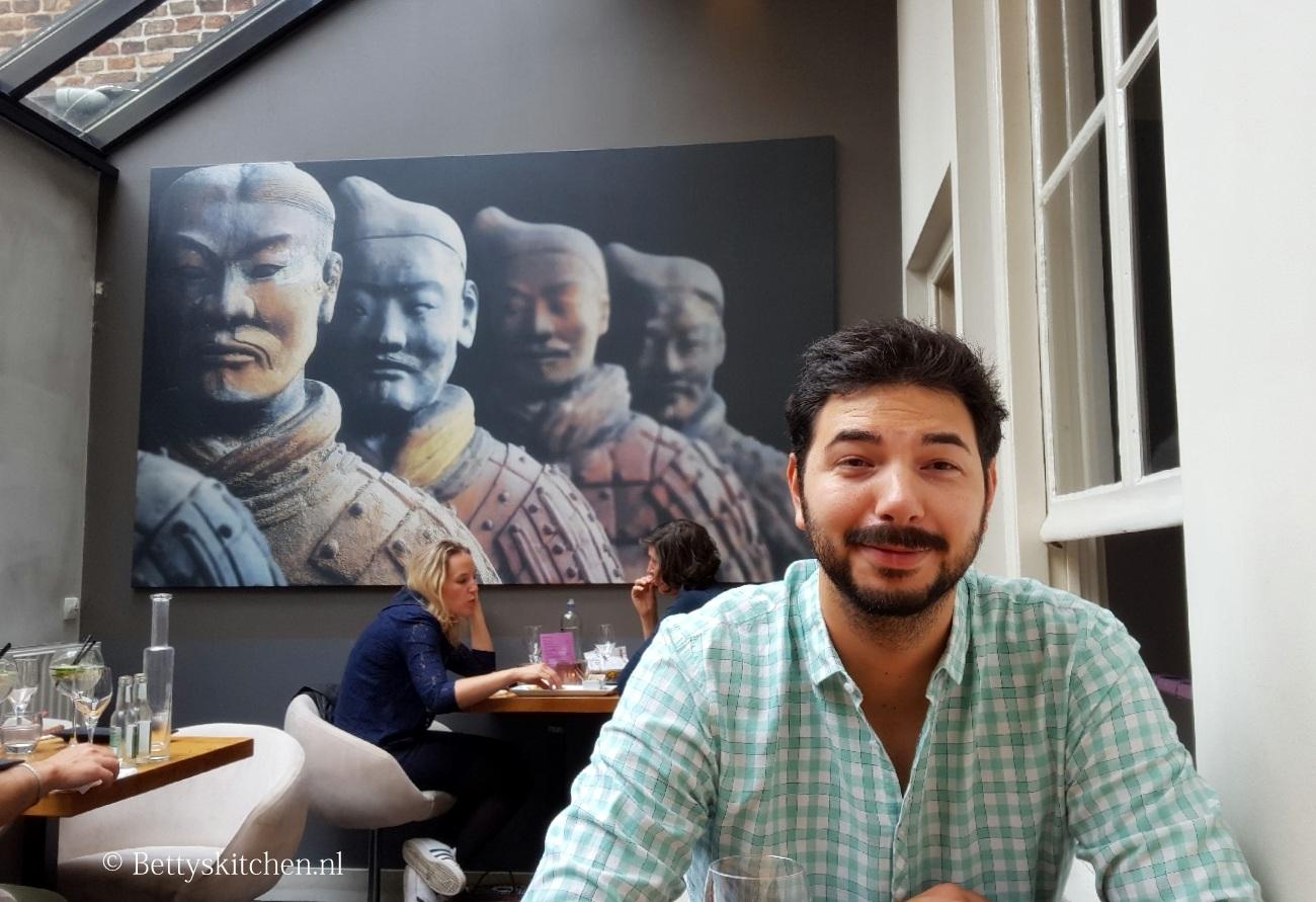 Restaurant Opium in Utrecht