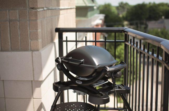 Weber Q1400 barbecue + winactie fonQ.nl