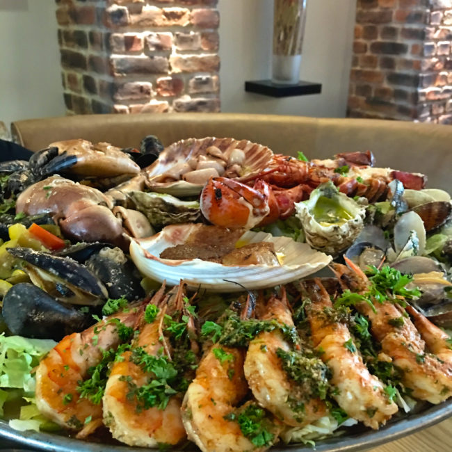Opporto SeaFood & Grill in Rotterdam