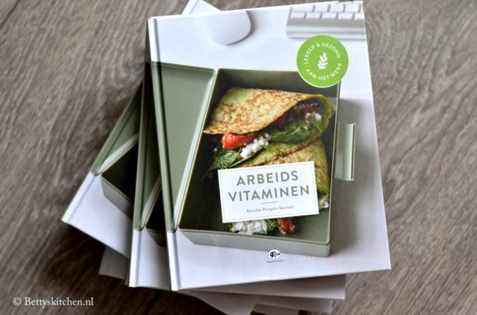 Arbeidsvitaminen – kookboek (Mascha Perquin-Sarneel) + WINACTIE