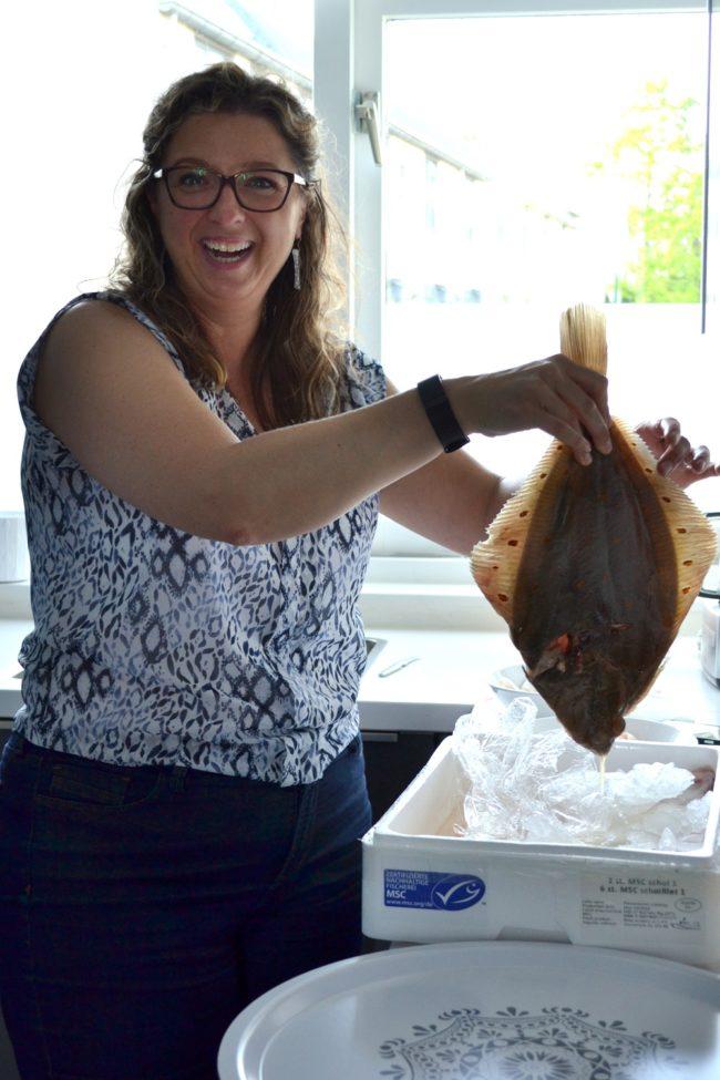 Hele schol van de barbecue - eet vis met het MSC keurmerk voor duurzame visserij