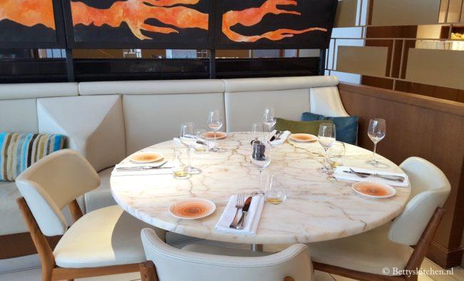 roots rotterdam restaurant in hilton hotel rotterdam