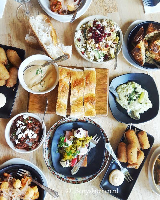 Fotodagboek Augustus 2016 betty's Kitchen foodblog