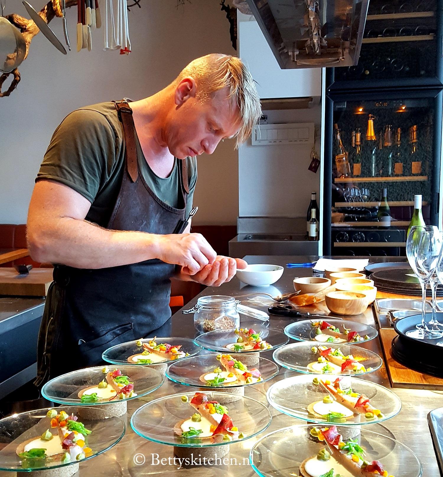 In de keuken van floris in rotterdam betty 39 s kitchen foodblog - Eilandjes van keuken ...
