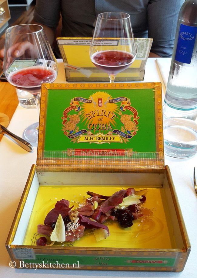 in de keuken van floris rotterdam restaurant review
