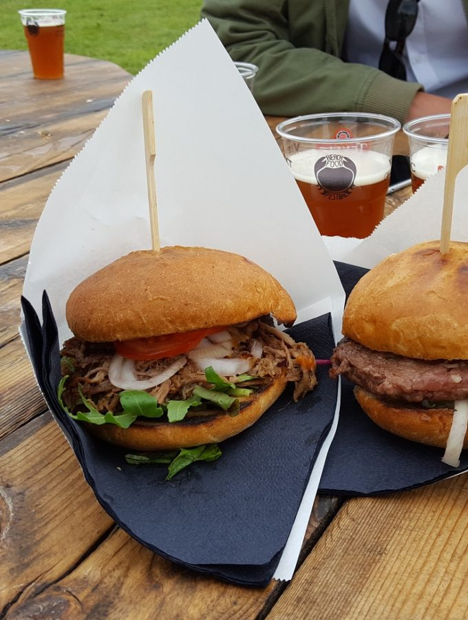 beach food festival texel 2016