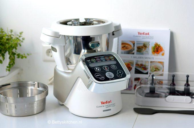 WINACTIE: Tefal Cuisine Companion t.w.v € 699.95