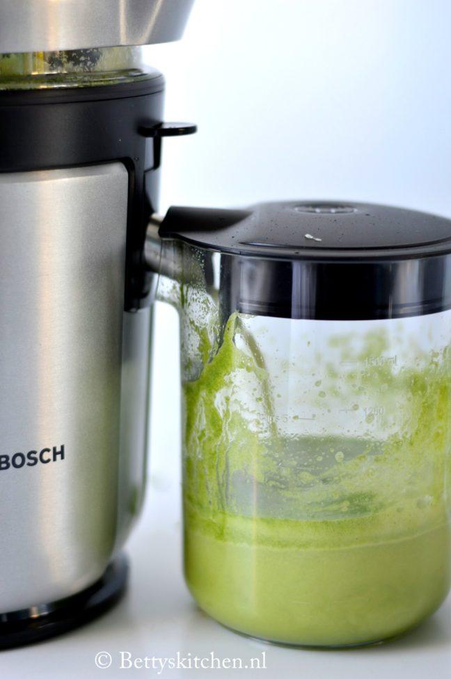 Bosch MES4000 sapcentrifuge (VitaJuice 4)