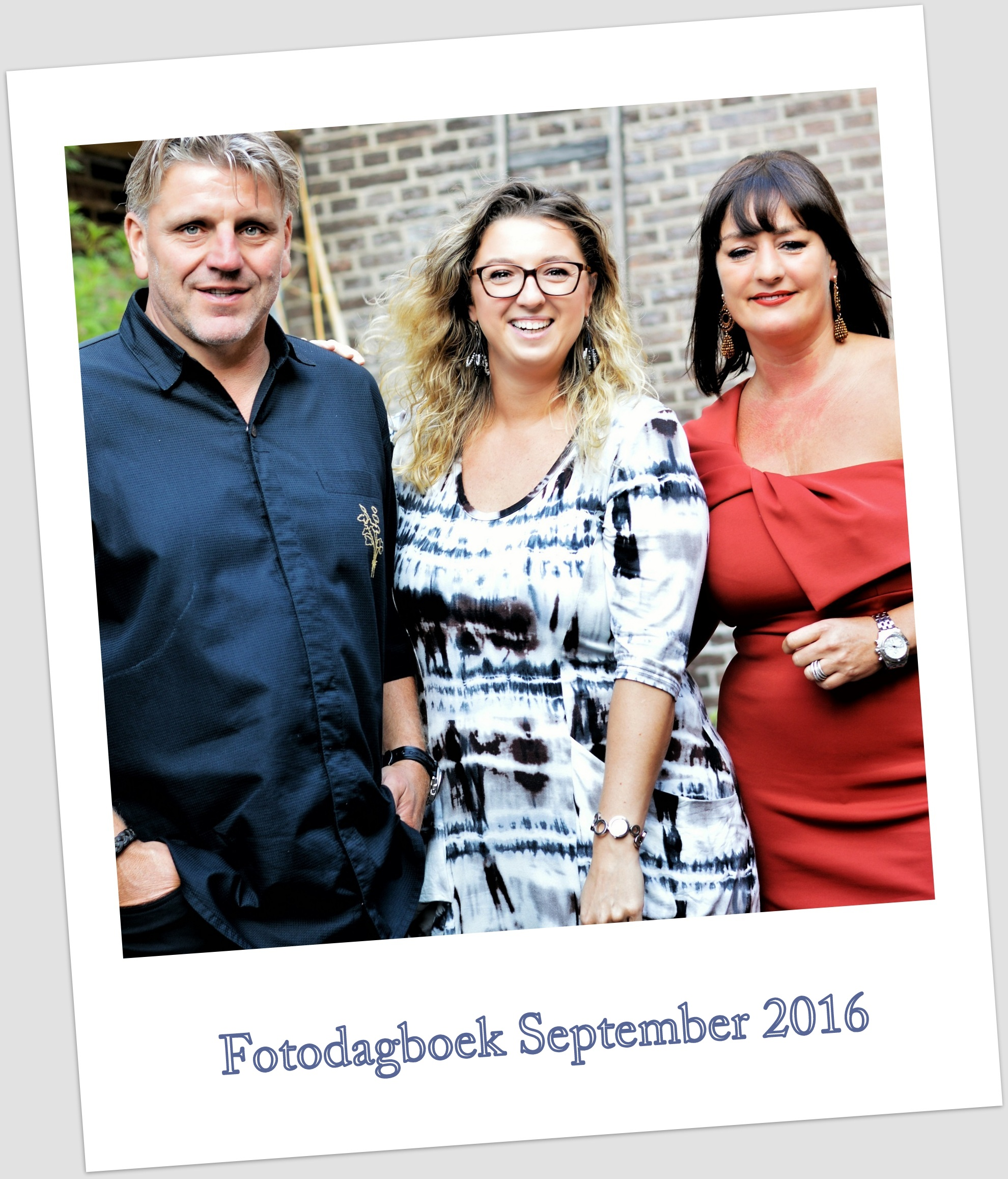 Fotodagboek September 2016