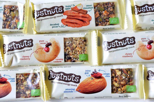 WIN: een bomvol pakket met JustNuts snacks!