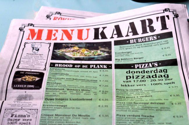 restaurant de Bökkers Mölle in Olst overijssel