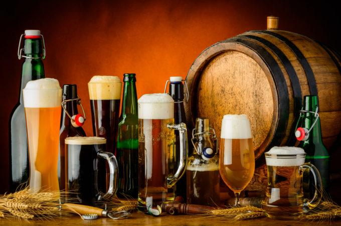 Bierproeverij menu (bier+spijs combinaties)