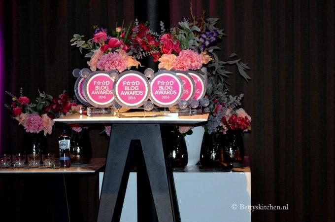 STEM op de Food Blog Awards 2017 !