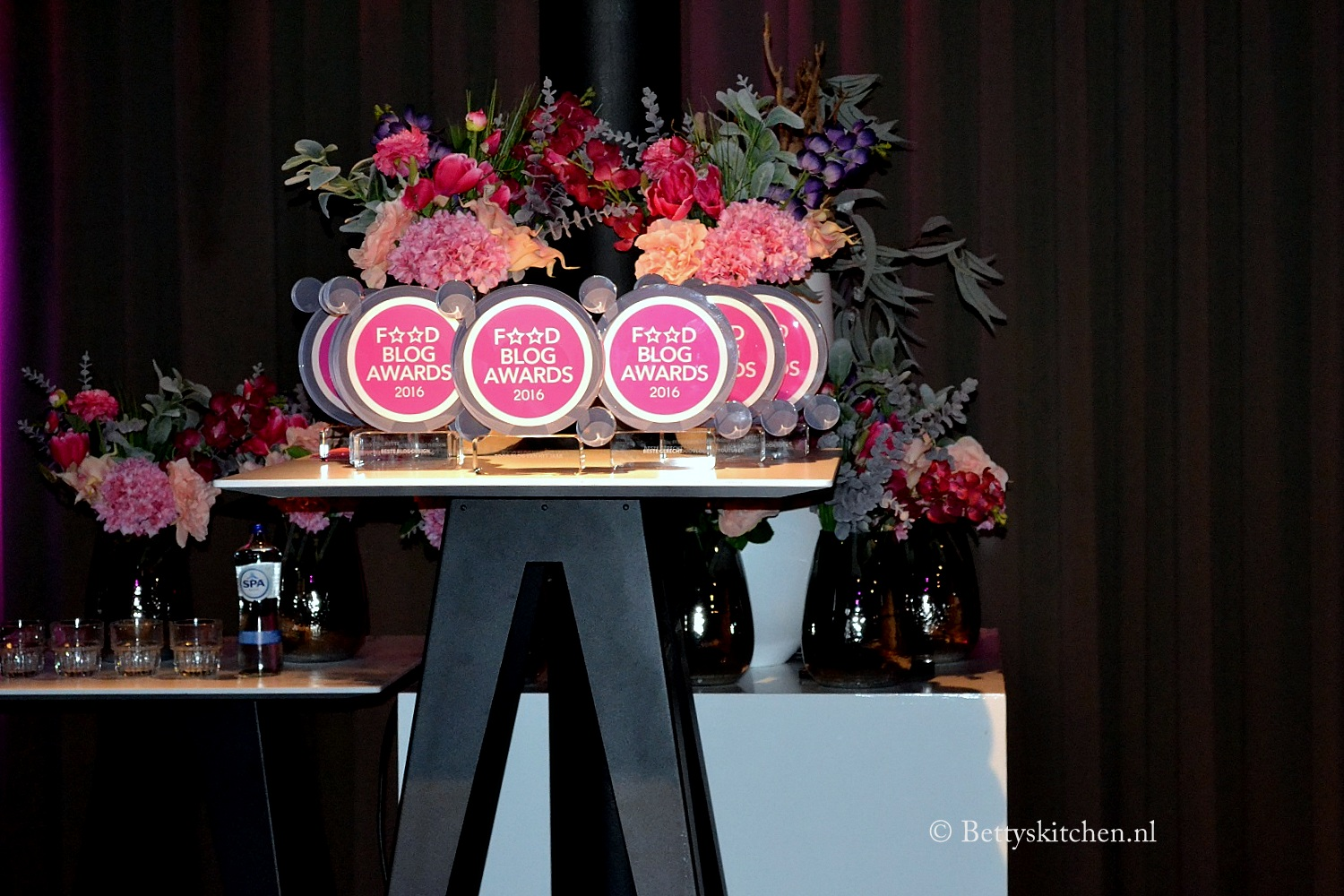 STEM op de Food Blog Awards 2017 !