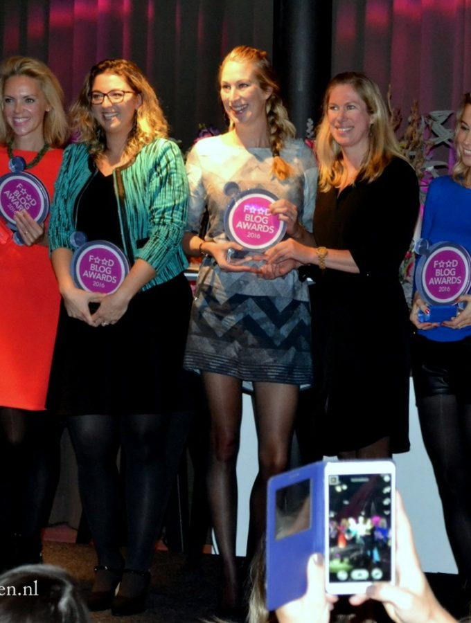 Winnaar Food Blog Awards 2016 Bettyskitchen