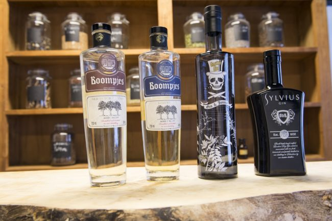 GIN Tours in Schiedam