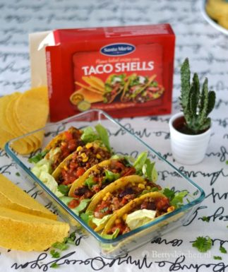 taco's met gehakt en mais recept betty's Kitchen