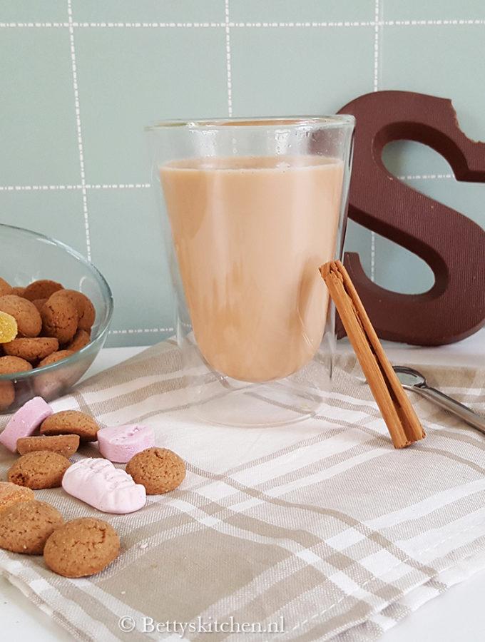 Kruidnoten Chai Latte