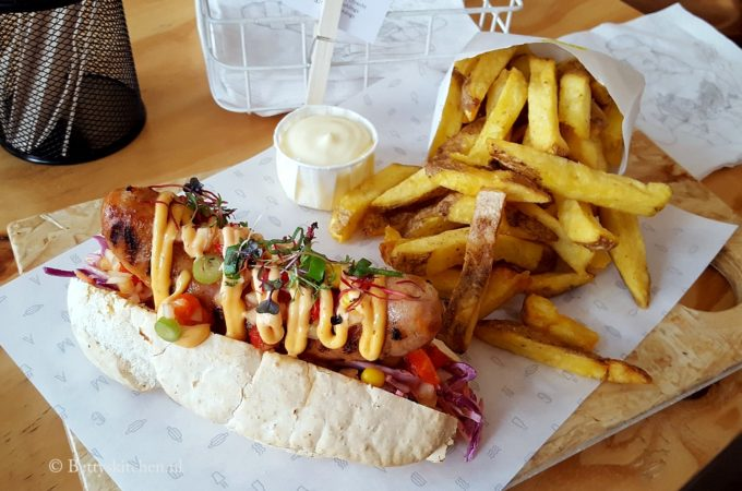 heerlijke hotdogs bij dogma hotdogs utrecht review bettyskitchen restaurant ervaring hotspot