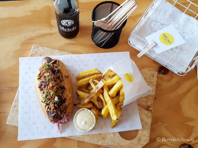 dogma hotdogs utrecht review bettyskitchen restaurant ervaring hotspot