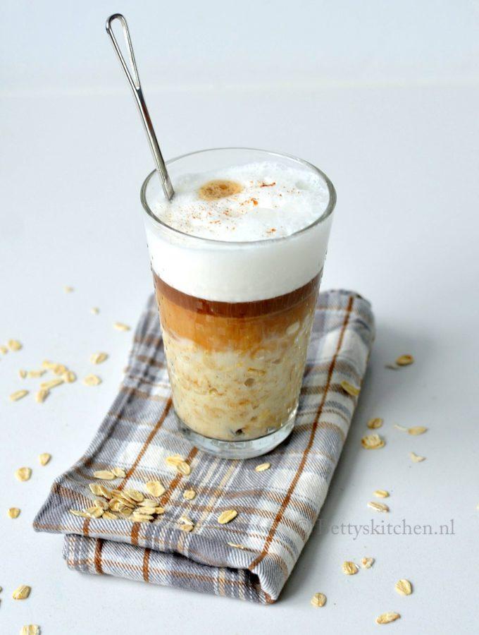recept havermout cappuccino ontbijt © bettyskitchen.nl