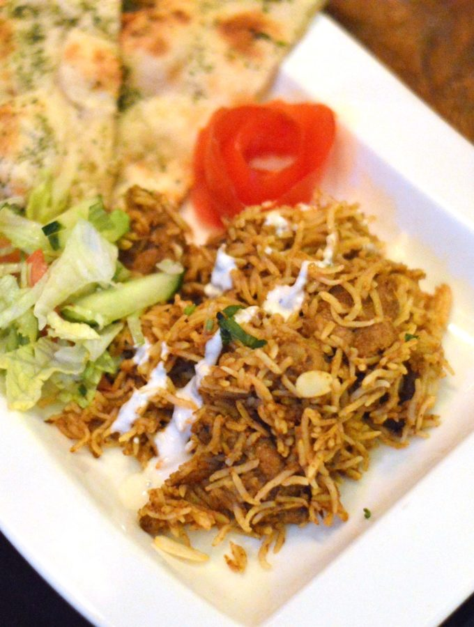 Surya Restaurant in Utrecht (Indian Lounge)