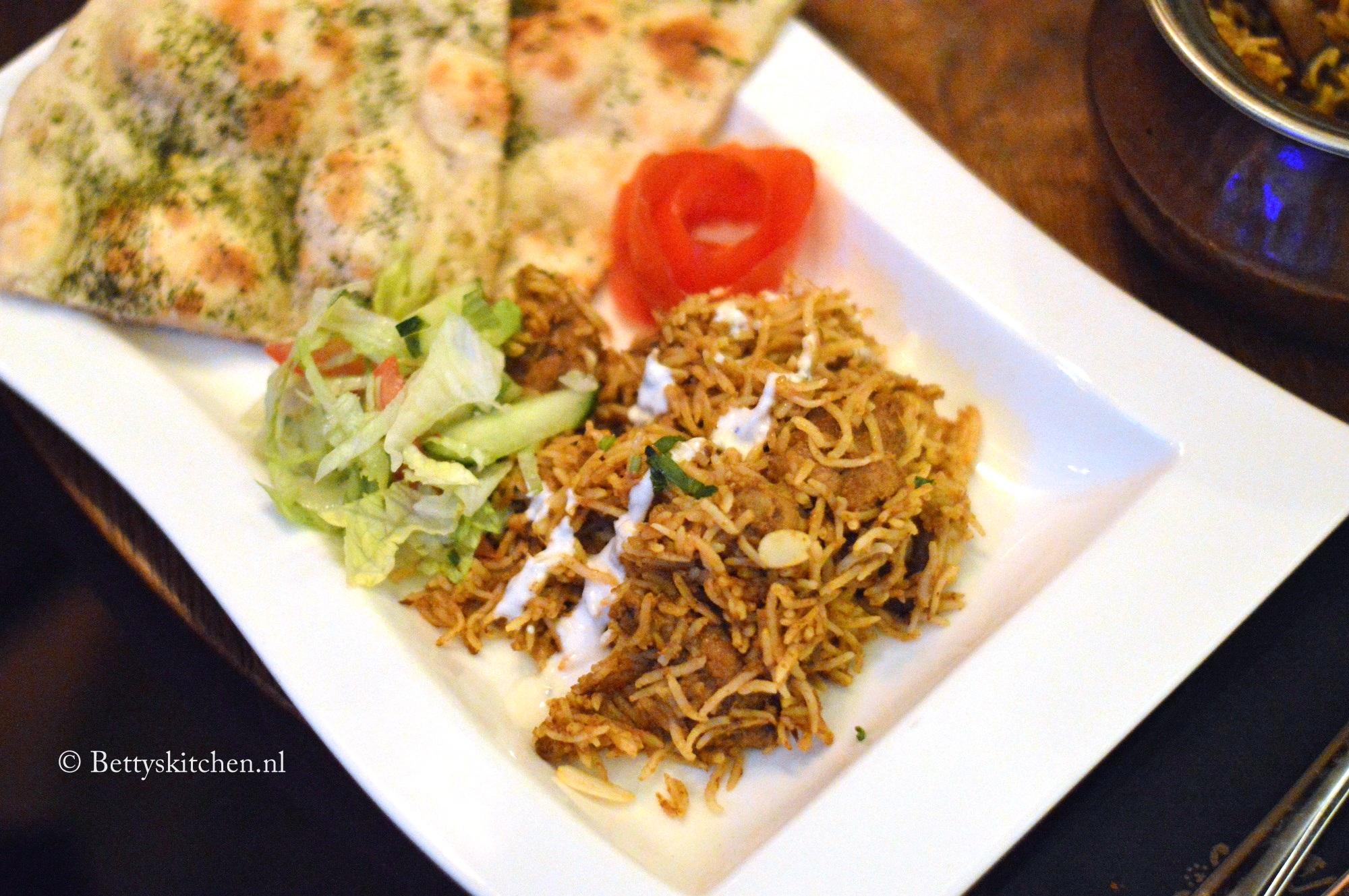 Surya Indian Kitchen Menu