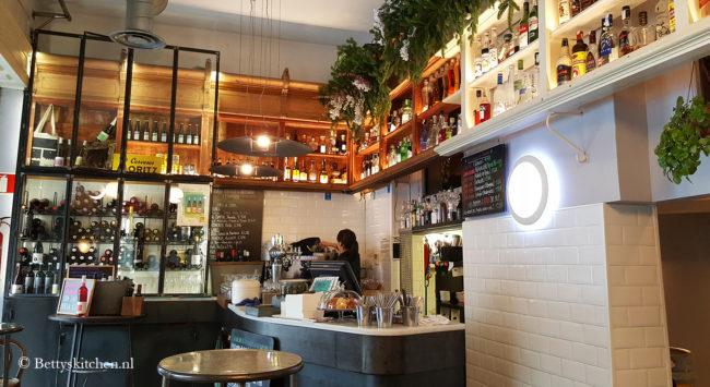 Reisblog: Lekker eten in Barcelona Inrichting Betlem Barcelona