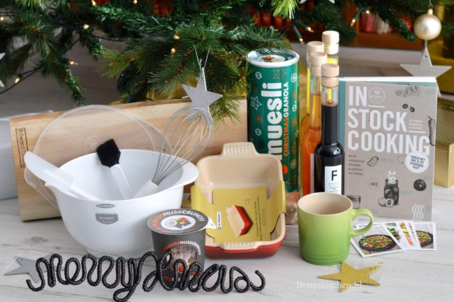 Betty's Kitchen XMAS Giveaway pakket