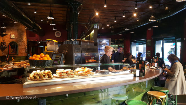 Reisblog: Lekker eten in Barcelona Cappukccino Espresso Bar