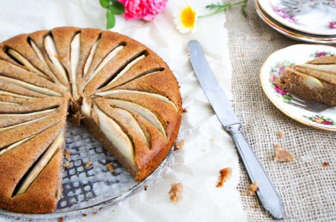 kruidige perentaart recept bettyskitchen perencake