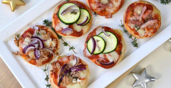 Mini Pizza's maken (glutenvrij)