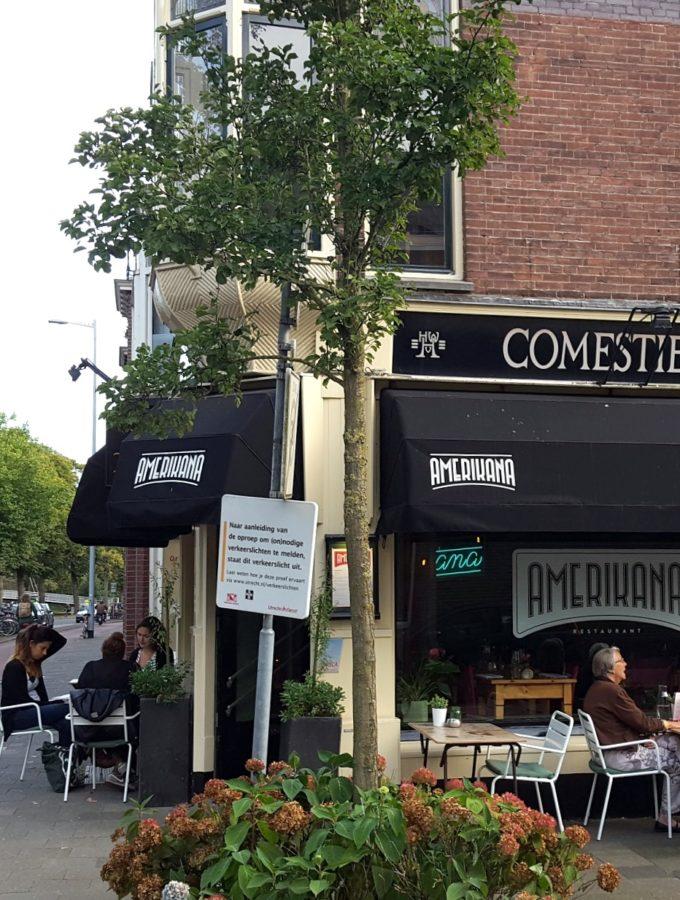 restaurant amerikana Utrecht review catharijnesinge 81