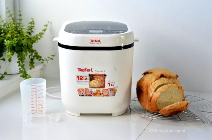Tefal Broodbakmachine Pain Dore PF2101