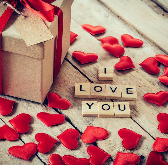 10x Gepersonaliseerde cadeaus voor Valentijnsdag