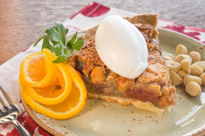 Macadamia Honingtaart