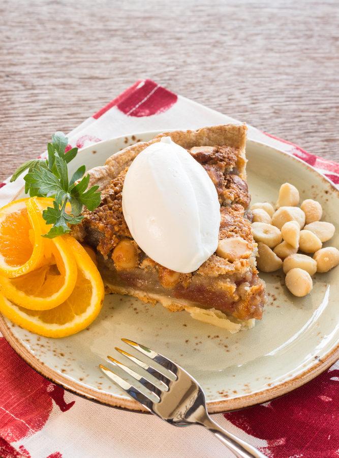 macadamia honingtaart van jamie oliver
