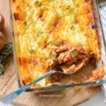 recept cottage pie ovenschotel met gehakt en aardappel